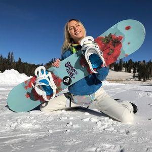 Burton Snowboard+Burton Bindings